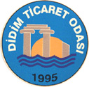 We are registered to Didim Chamber of Commerce Company No : 1787